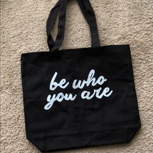 Bobbi Brown Bags - Bobbi Brown canvas bag new